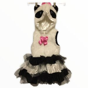 Panda costume (available in 3 sizes: 3T,4T,5T)